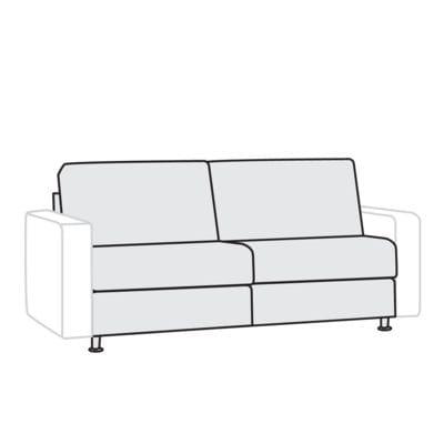 Bali Messina Sofa / Canapé