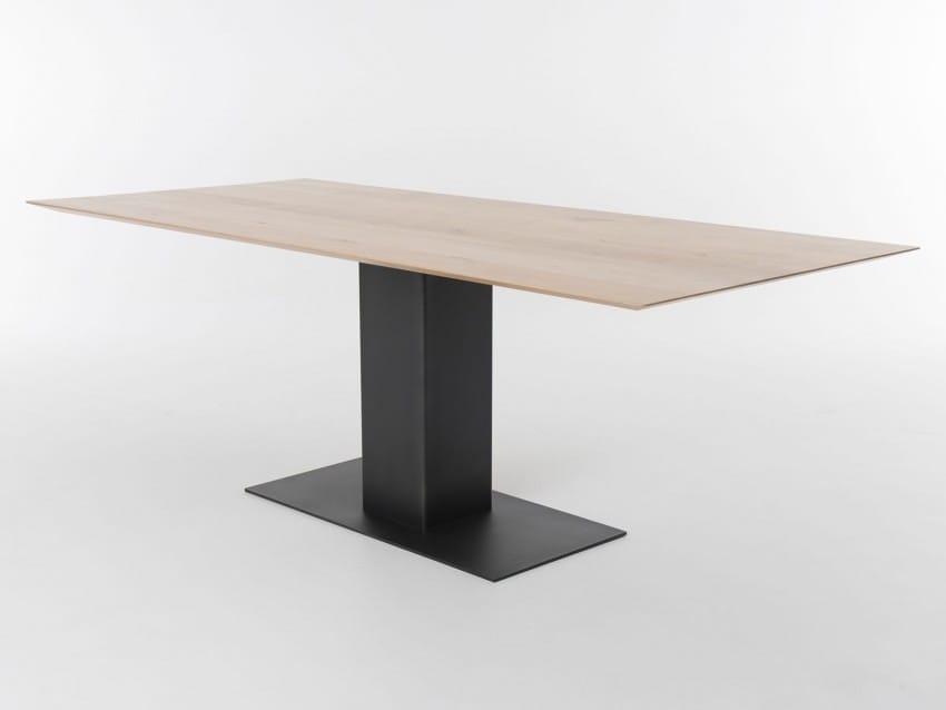 Bert Plantagie Tische Shelter Tisch ohne Ausziehfunktion