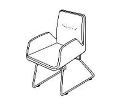 Candy Sofas Sixty Chair Armlehnenstuhl