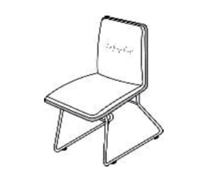 Candy Sofas Sixty Chair Stuhl