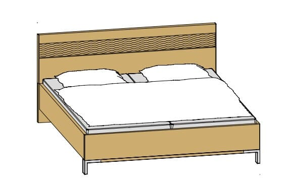 Disselkamp Cadiz Betten
