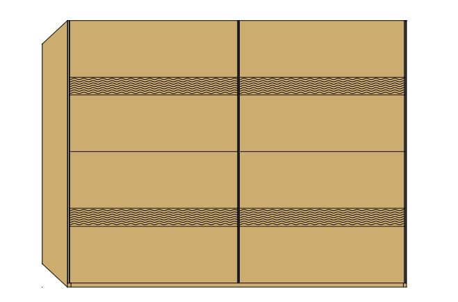 Disselkamp Cadiz Kleiderschranksystem 3