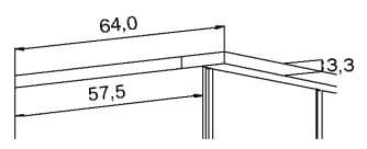 Disselkamp Comfort-V Kleiderschranksystem 3 Zubehör
