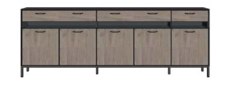 Habufa Programme Lugal Sideboards