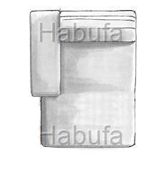 Habufa Sofas Sydney Longchair links