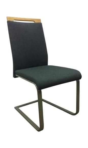 Klose Stühle / Sessel S59 Freischwinger Swing Sessel mit Flackrohr