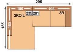 Megapol Flip 2KOL-3R