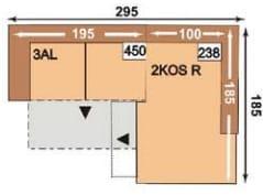 Megapol Flip 3AL-2KOSR