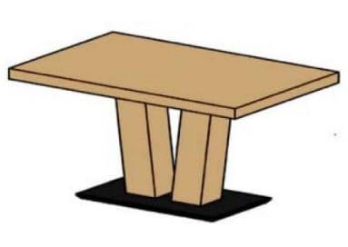 Niehoff Tische Loft City Tisch Jack