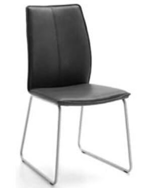 Niehoff Stühle Capri Kufengestell Rundrohr