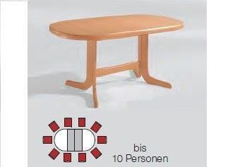 Niehoff Tische Multi-Tischsystem Ausziehtisch 8333
