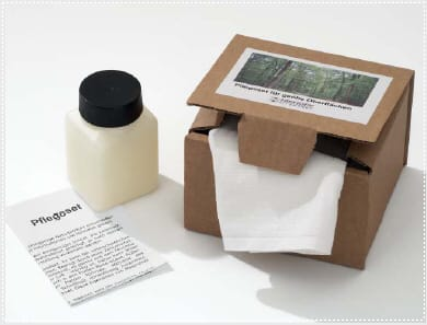 Niehoff Zubehör Zubehör Pflegeset für geölte Oberflächen