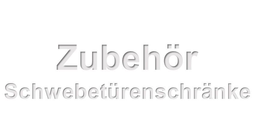 Nolte Germersheim Zubehör Schwebetürenschränke
