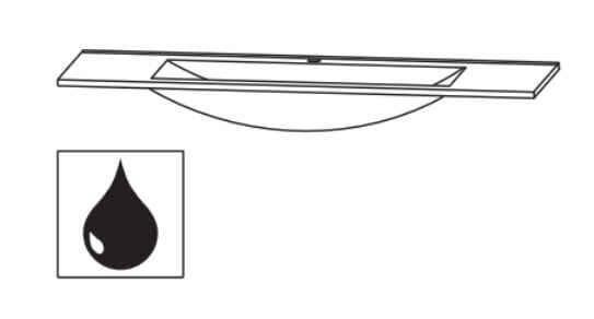 puris ice line glaswaschtisch swg512082 bis zu 50 reduziert. Black Bedroom Furniture Sets. Home Design Ideas