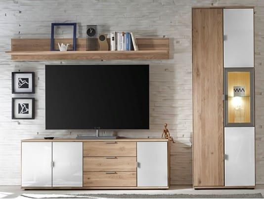 Quadrato Wohnzimmer Como Kombinationen