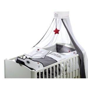 Roba Kollektion Rock Star Baby Kinderbettwäsche