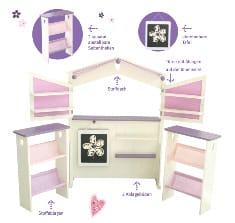 Roba Spielwaren Puppenkollektion Fienchen 92807