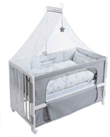 Roba Kollektion Rock Star Baby 2 Room Bed