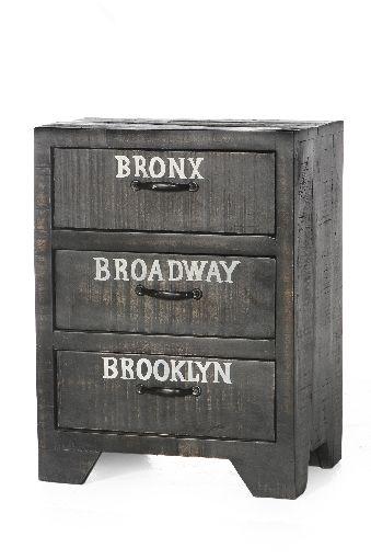 Sit Bronx Nachtkommode