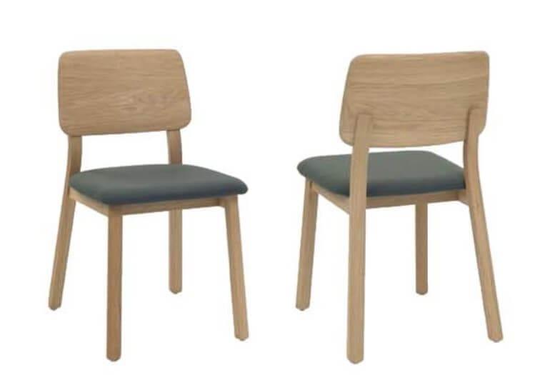 Wöstmann Wohnzimmer 3940 - Sapio Stühle